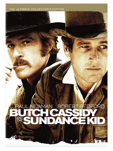 Butch Cassidy and the Sundance Kid, 1969 Premium Giclee Print