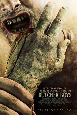 Butcher Boys Movie Poster Masterprint