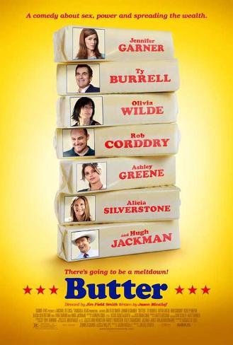 Butter Movie Poster Masterprint