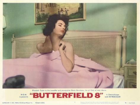 Butterfield 8, 1960 Konstprint