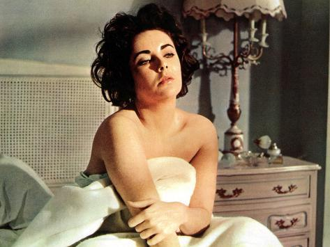 Butterfield 8, Elizabeth Taylor, 1960 写真