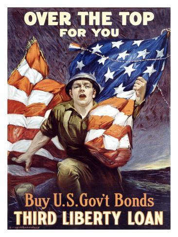 Buy U.S. Government Bonds Giclee Print