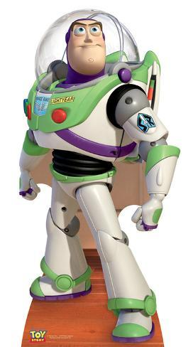 Buzz Lightyear Cardboard Cutouts