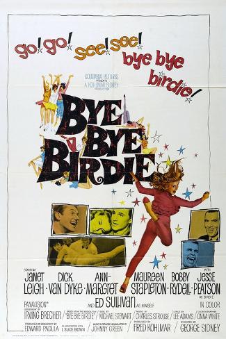 Bye Bye Birdie, 1963, Directed by George Sidney Giclee Print