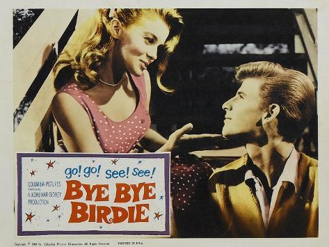Bye Bye Birdie, 1963 Impressão artística