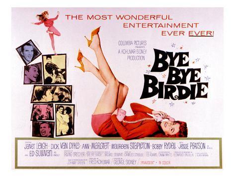 Bye Bye Birdie, Ann-Margret, 1963 Photo
