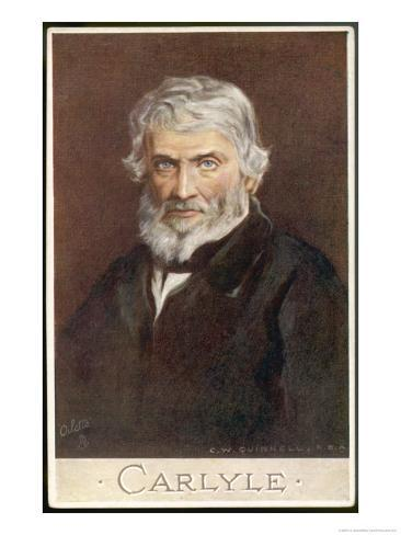 scottish essayist thomas carlyle