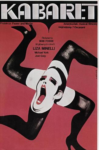 Cabaret, 1972 Gicléetryck