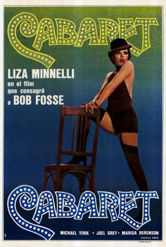 Cabaret - Argentine Style Poster