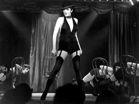 Cabaret Liza Minnelli 1972 Photo At Allposters Com