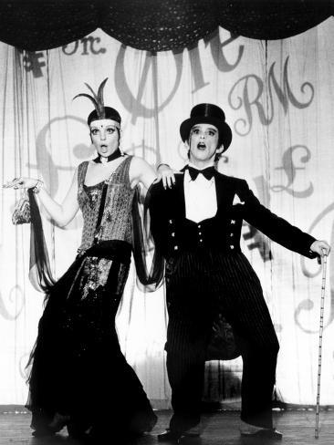 Cabaret, Liza Minnelli, Joel Grey, 1972 Foto
