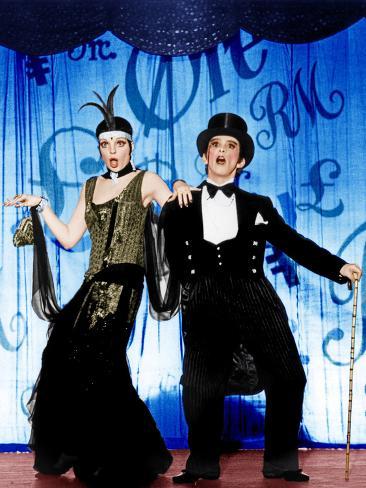Cabaret, Liza Minnelli, Joel Grey, 1972 Photo
