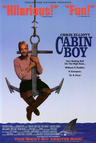 Cabin Boy ポスター