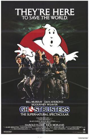Caça-Fantasmas (Ghostbusters) Impressão original