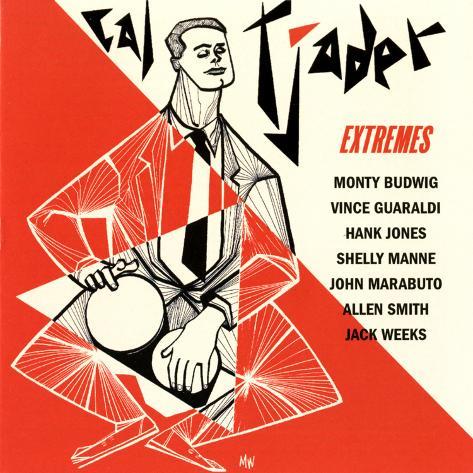 Cal Tjader - Extremes Art Print