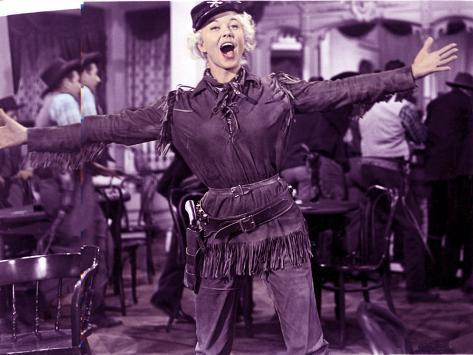 Calamity Jane, Doris Day, 1953 Photo