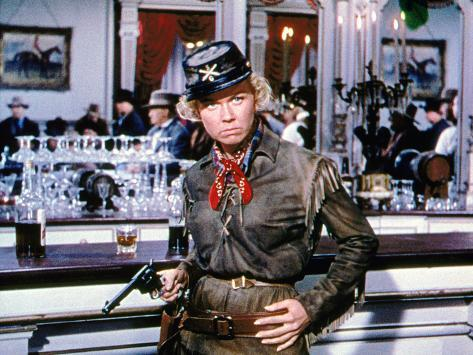 Calamity Jane, Doris Day, 1953 Fotografía
