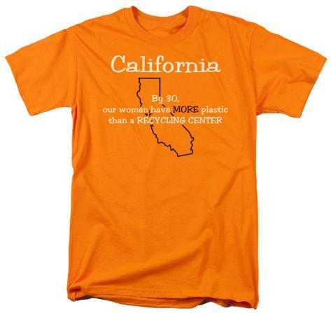 California t shirt en for Shirt printing stockton ca