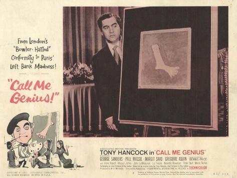 Call Me Genius, 1961 Art Print