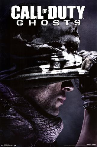 Call of Duty Ghosts - Key Art Poster