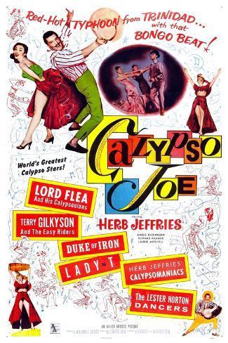 Calypso Joe Art Print