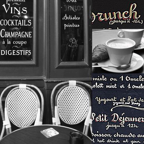 French Café 2 Art Print