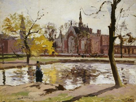 Dulwich College, London Giclee Print