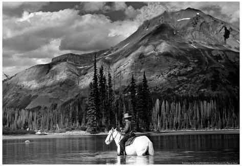 Canada Banff Archival Photo Poster Poster