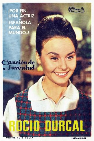 Cancion De Juventud, 1962 Giclee Print