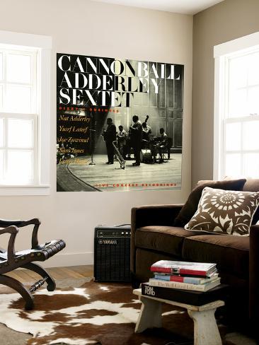 Cannonball Adderley - Dizzy's Business Wall Mural