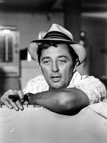 Cape Fear, Robert Mitchum, 1962 Photo