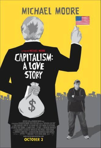 Capitalism: A Love Story Double-sided poster