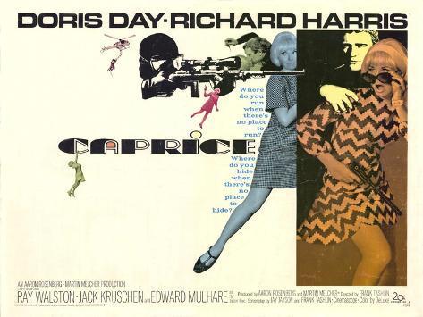 Caprice, 1967 Art Print