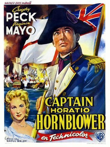 Captain Horatio Hornblower, 1951,