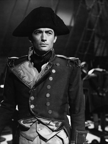 Captain Horatio Hornblower, 1951 Fotoprint