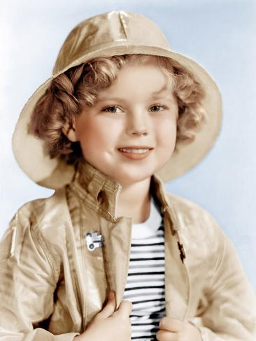 Captain January, Shirley Temple, 1936 Foto