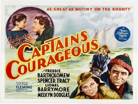 Captain's Courageous, 1937 Photo