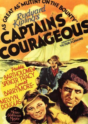 Captains Courageous Masterprint