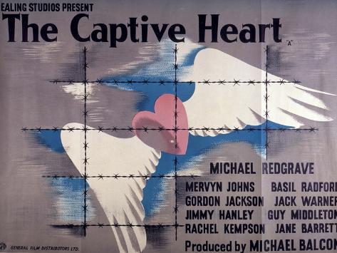 Captive Heart (The) Art Print