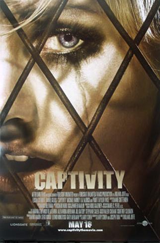 Captivity Originalposter