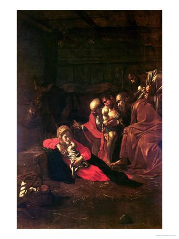 Adoration of the Shepherds Giclee Print