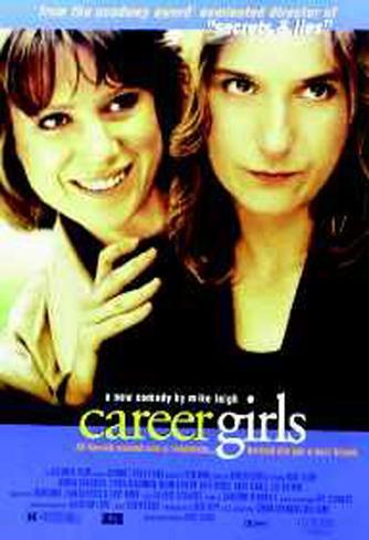 Career Girls Póster original