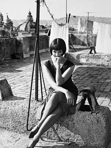 Careless, 1962 (Senilità) Fotoprint