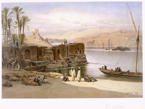 Assuan, 1871 Giclee Print