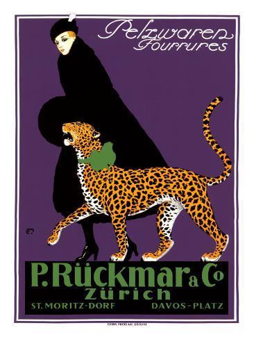 Ruckmar Giclee Print