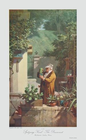 The Pensioner Collectable Print
