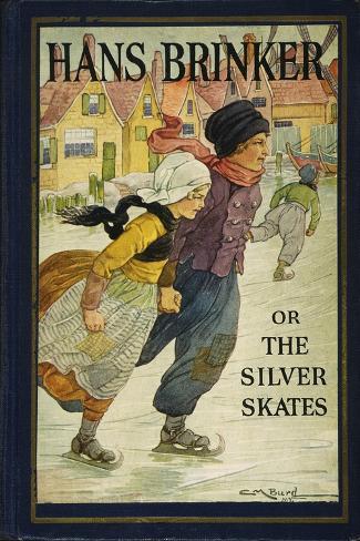 Hans Brinker, 1865 Stretched Canvas Print