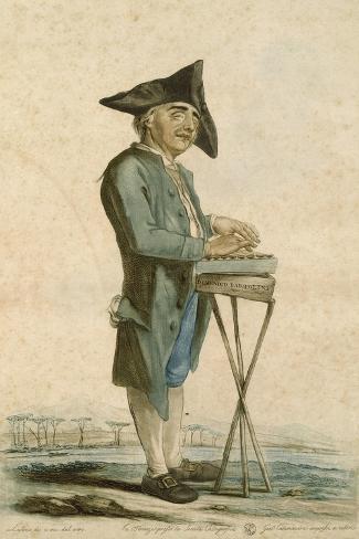 Domenico Bertolini Giclee Print
