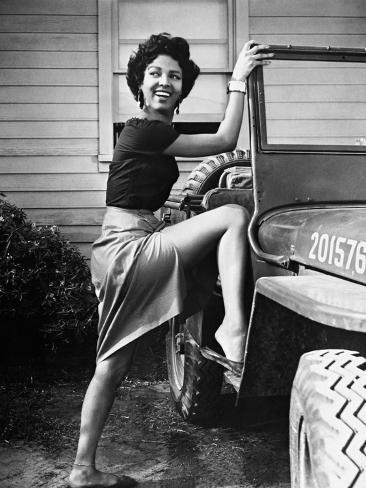 Carmen Jones, 1954 Fotoprint