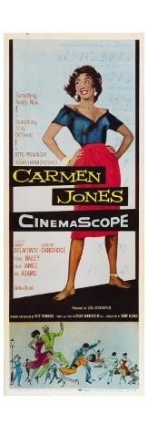 Carmen Jones, 1954 Art Print